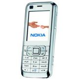Nokia 6120, white