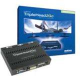 Matrox TripleHead2Go VGA + DVI Grafikkonverter für 3x DVI (T2G-D3D-IF)