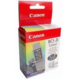 Canon Tinte BCI-21C 0955A002 cyan, magenta, gelb