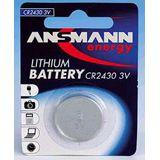 ANSMANN Knopfzelle CR2430 Lithium 3.0 V 1er Pack