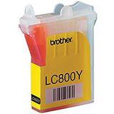 Brother Tinte LC800Y gelb