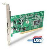 D-Link DUB-A2 2xUSB PCI