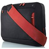 """Belkin Notebook Messenger Bag 17"""" (43,2cm) jet/cabernet"""