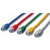 (€2,60*/1m) 1.50m InLine Cat. 5e Patchkabel FTP RJ45 Stecker auf RJ45 Stecker Grau