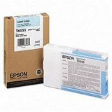 Epson Tinte C13T605500 cyan hell