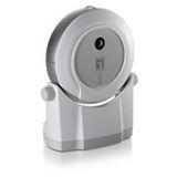 LevelOne Web Kamera Security FCS-0010 0.3 MPixel 640x480 Weiß/Grau LAN