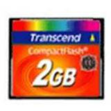 2 GB Transcend Compact Flash TypI 133x Retail