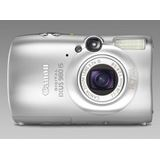Canon Digital Ixus 980 IS Silber