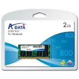 DDR2 2048MB SO-DIMM ADATA Value DDR2-800 CL5 BULK