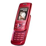 Samsung SGH-E250i PINK