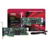 3ware Escalade 9650SE-16ML 4 Port Multi-lane PCIe x8 retail