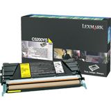 Lexmark Print Cart. C5200YS für C530 Prebate yellow