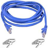 (€3,45*/1m) 2.00m InLine Cat. 6a Patchkabel S/FTP PiMF RJ45 Stecker auf RJ45 Stecker Blau halogenfre