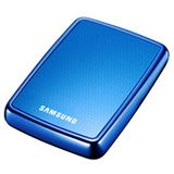 "250GB Samsung S2 Portable 2.5"" (6.35cm) Blau USB2.0"