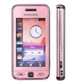 Samsung S5230 pink