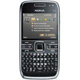Nokia E72 zodium black