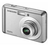 Samsung ES17 Digitalkamera Silber