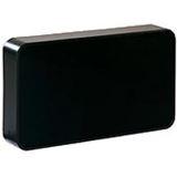 1500GB Ultron externe HDD 3.5 USB eSATA schwarz