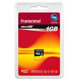 1 GB Transcend Standard microSD Class 2 Bulk