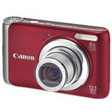 Canon Powershot A3100 IS Digitalkamera Rot