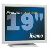 "19"" (48,26cm) iiyama ProLite T1931SR-W1 Touch Weiß 1280x1024 1xVGA/1xDVI"