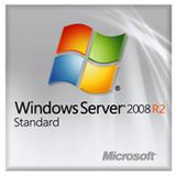 Microsoft Windows 2008 Server SB R2 inkl. 5CALs englisch