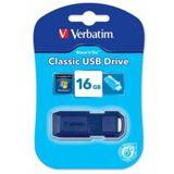 16 GB Verbatim Store `n` Go Classic blau USB 2.0