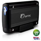 """3.5""""(8,89cm) Fantec LD-H35U3 SATA USB 3.0 Schwarz"""