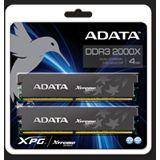 2x2048MB ADATA XPG X Series DDR3-1600 CL7 Kit