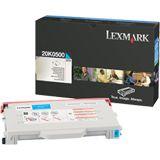 Lexmark TONER CARTRIDGE CYAN 3K