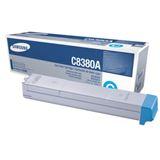 Samsung Toner CLX-C8380A/ELS cyan