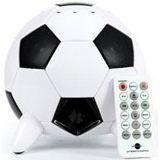 Evestar Fussball iPod Soundsystem Weiss / Schwarz