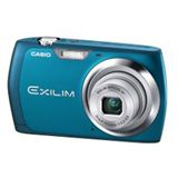 Casio Computer Exilim Zoom EX-Z350 Digitalkamera Blau