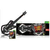 Guitar Hero 6 - Warriors of Rock mit Gitarre (XBox360)