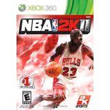 NBA 2K11 (XBox360)
