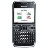 Nokia E72 NAVI zodium black