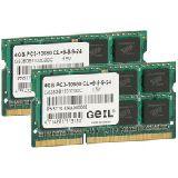 8GB GeIL DDR3-1333 SO-DIMM CL9 Dual Kit