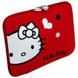 Port Tasche NB 15,6 Port Hello Kitty Skin / rot