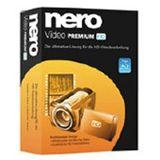 Nero Video Premium HD 32/64 Bit Multilingual Videosoftware Vollversion PC (CD)