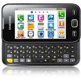 Samsung Smartphone Wave 533 metallic black