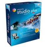 Pinnacle Studio 11.0 Plus 32/64 Bit Deutsch Grafik Upgrade PC (CD)