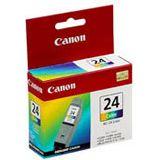 Canon Tinte BCI-24C 6882A002 cyan, magenta, gelb