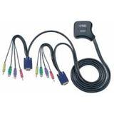 Logilink Switch 2-Port LogiLink PS/2 AUDIO 1.20m