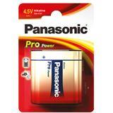 Panasonic Pro Power Batterie Alkali 4,5Volt Block 1er Blister