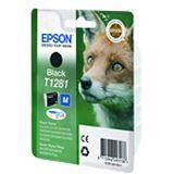 Epson Tinte C13T12814021 schwarz