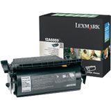 Lexmark T62X label toner cartridge black 30.000 pages return program