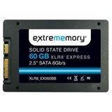 "60GB Extrememory XLR8 2.5"" (6.4cm) SATA 6Gb/s MLC synchron (XLR8_EX060BB)"
