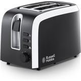 Russell Hobbs Russ Toaster Mono Collection bk/wh