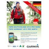 Garmin Topo Deutschland 2012 Pro Nord