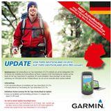 Garmin Topo Deutschland 2012 Pro Update Gesamt (DE für PC